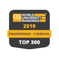 QS Ranking - Engineering - Chemical