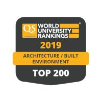 QS ranking architecture and built environment