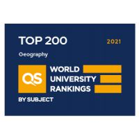 QS ranking geography