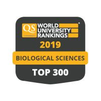 QS Ranking - Biological Sciences