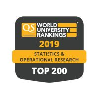 QS Ranking - Statistics and Operational Research