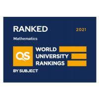 QS Ranking - Mathematics