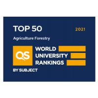 QS Ranking - Agriculture and Forestry