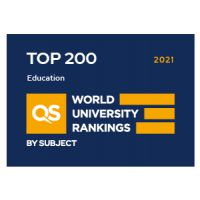 QS ranking - Education