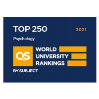 QS ranking psychology
